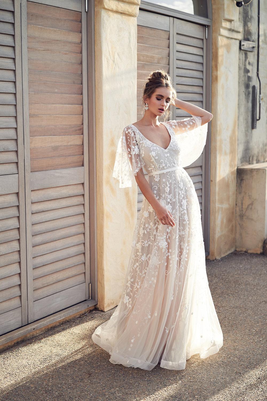 Modista vestido novia vigo