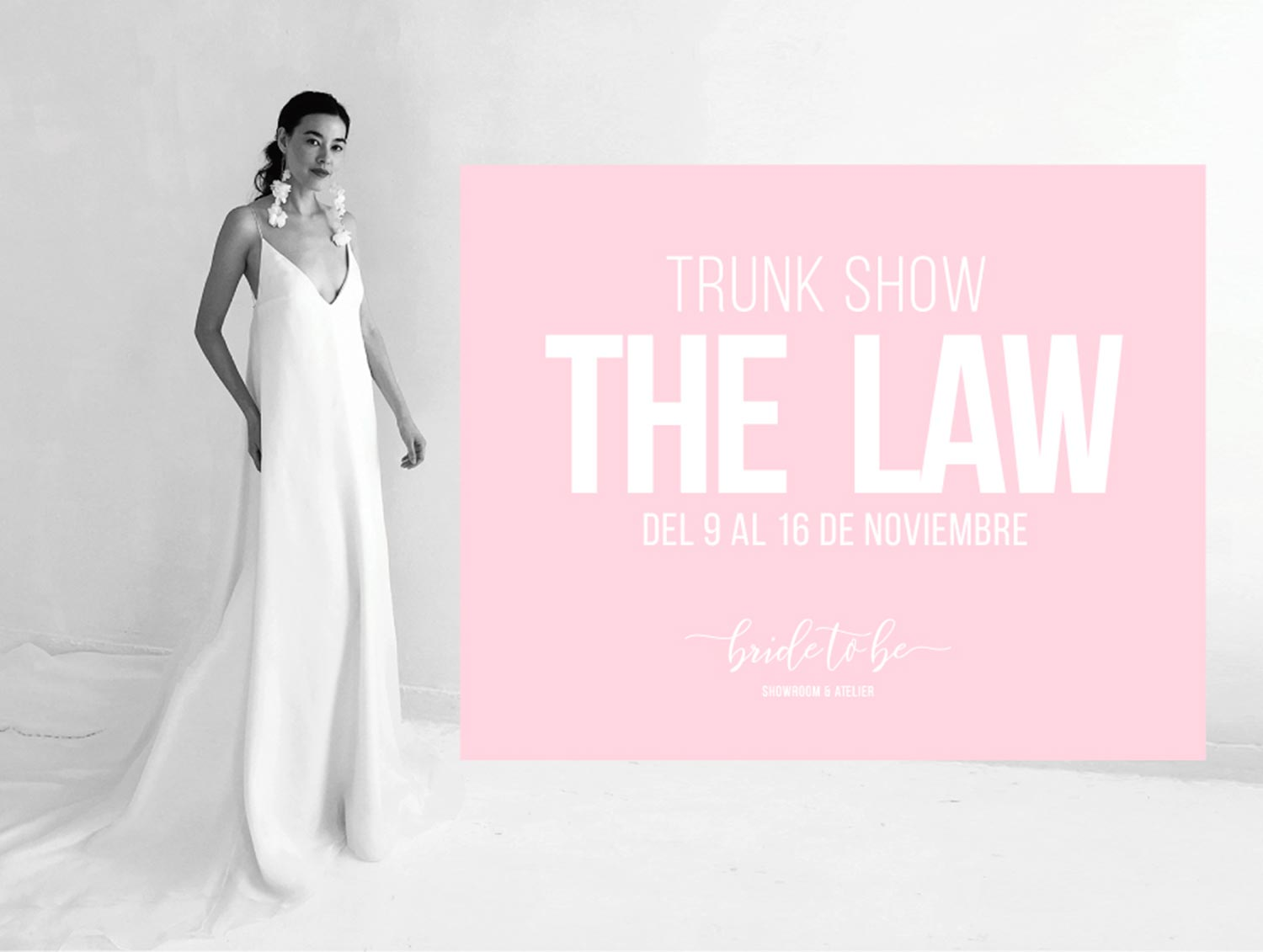 Moda – Bride to be – Showroom & Atelier de novia en Vigo